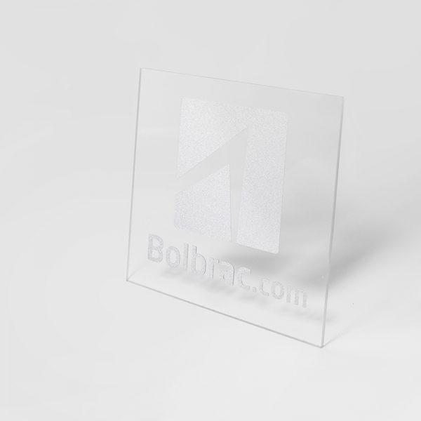 Vinilo de corte ácido Bolbrac Digital Printing