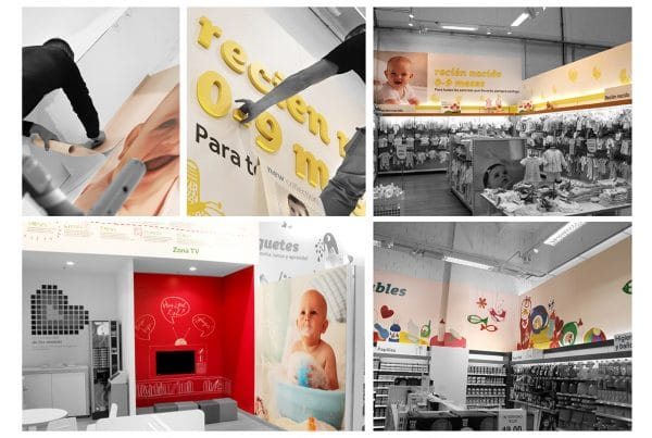 Pack tienda Bolbrac Digital Printing