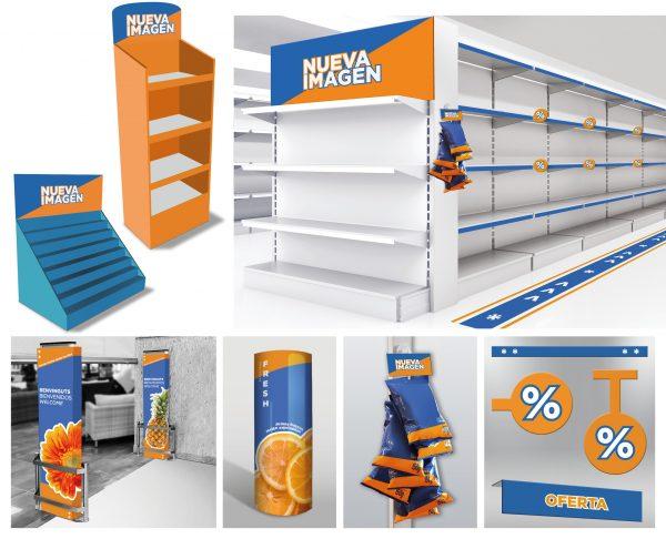 Pack Supermercado