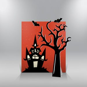 Photocall rígido Halloween Bolbrac Digital Printing