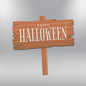 Poster Halloween Bolbrac Digital Printing