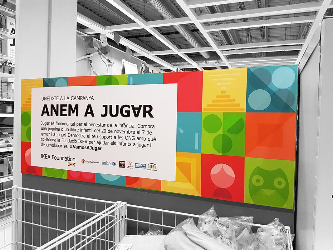 Área Infantil IKEA